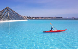 San Alfonso Del Mar kayaking