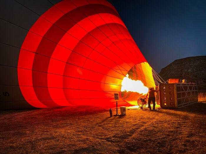 Воздушный шар Каппадокия